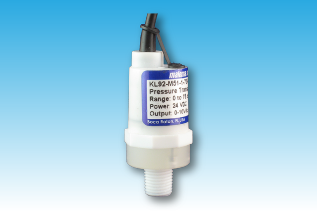 Picture of KL-92 Series Pressure Transducers