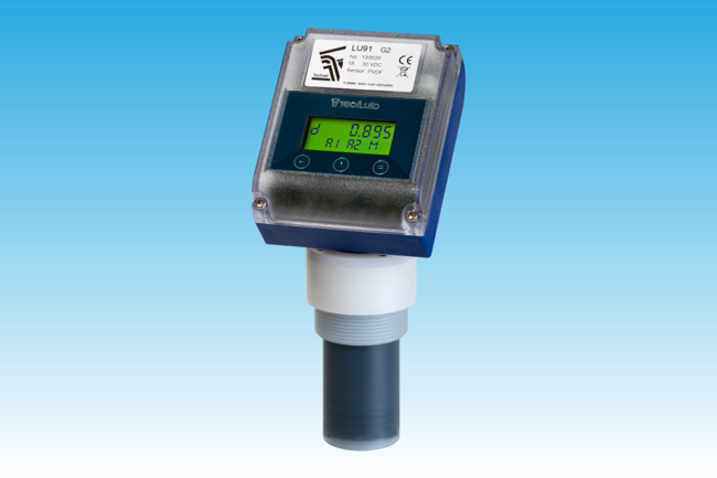 Picture of LU Series Ultrasonic Level Transmitters