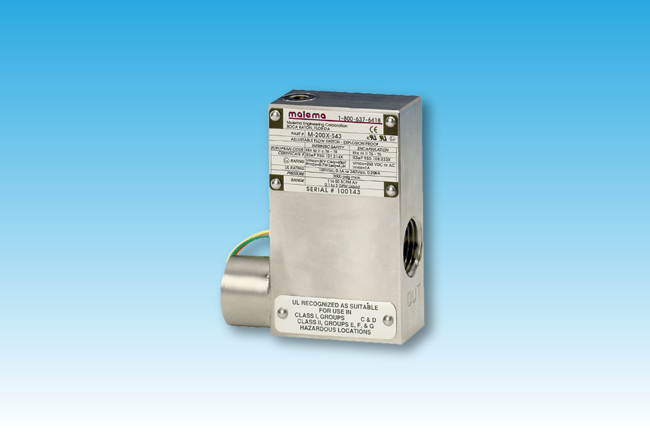 Picture of M-200X Series Ex-proof Adjustable Flow Switches